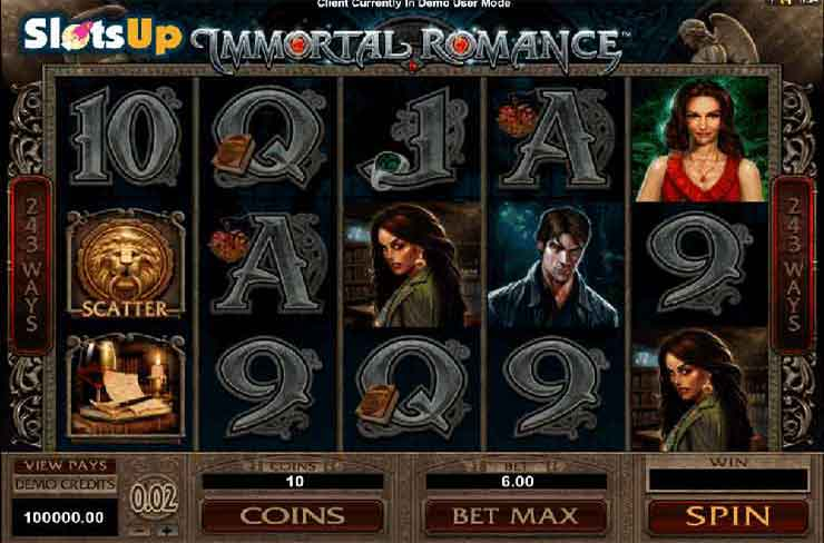 Game-slot-Immortal-Romance