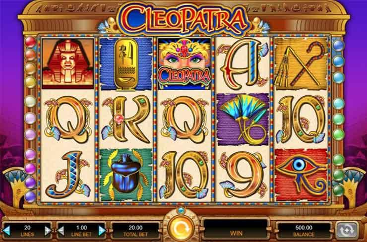 Game-slot-cleopatra