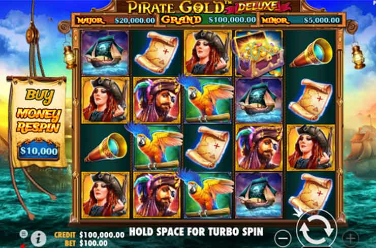 Game-slot-pirate-gold
